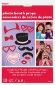 Den svatého Valentýna fotopříslušenství