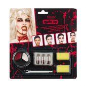 Halloweenskej make up – Upíří královna