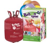 Heliová láhev 90 + balónky
