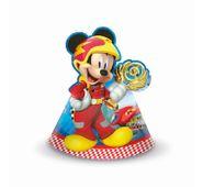 Klobouček Mickey a závodníci