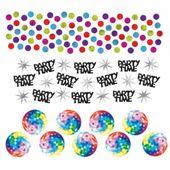Konfety Disco Fever 70's