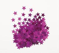 Konfety Star růžové