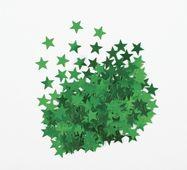 Konfety Star zelené