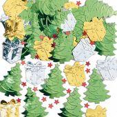 Konfety vánoční romanca