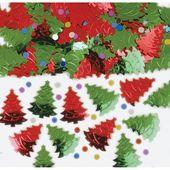Konfety vánoční stromeček