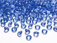 Krystalové diamanty modré