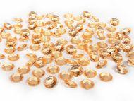 Krystalové diamanty zlaté