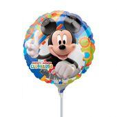 "Mini fóliový balónek 9"" Mickey Clubhouse"