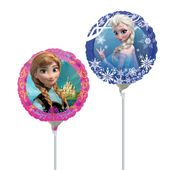 Mini fóliový balónek Frozen