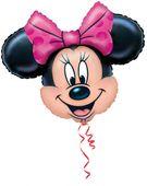 Mini Fóliový balónek Minnie Mouse