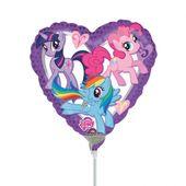 Mini foliový balónek My little pony
