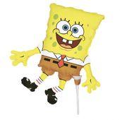 Mini fóliový balónek Spongebob