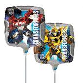 Mini fóliový balónek Transformers Duo
