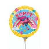 Mini fóliový balónek Trollové