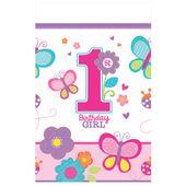 Ubrus 1.narozeniny B-day Girl