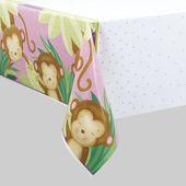 Ubrus baby girl Monkey