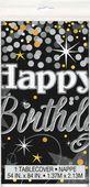 Ubrus Glittering Birthday