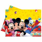 Ubrus Mickey Clubhouse