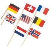 Ozdobné vlaječky