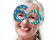 """Párty brýle """"60"""""""
