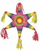 Piňata Mexická hvězda