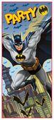 Plakát na dveře Batman