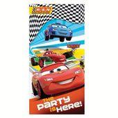 Plakát na dveře Cars
