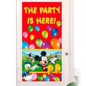 Plakát Mickey Clubhouse