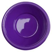 Plastová miska purpurová