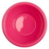 Plastová miska rúžová