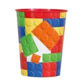 Plastový kelímek Lego