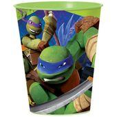 Plastový kelímek Ninja želvy