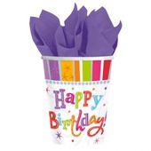 Kelímek Radiant Birthday
