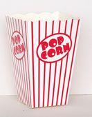 Popcornové krabice