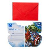 Pozvánky Avengers