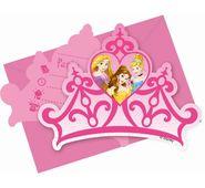 Pozvánky Disney Princezny