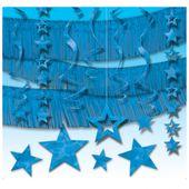 Sada dekorace modrá