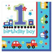Ubrousky 1.narozeniny B-day Boy