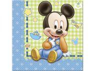 Ubrousky 1.narozeniny Mickey