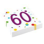 "Ubrousky Radiant Birthday ""60"""