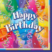Ubrousky Brilliant Birthday