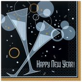 Ubrousky Bubbly New Year