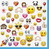Ubrousky Cool Emoji
