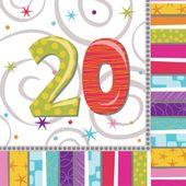 Ubrousky Radiant Birthday ''20''