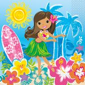 Ubrousky Hawaii
