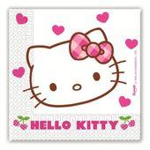 Ubrousky Hello Kitty