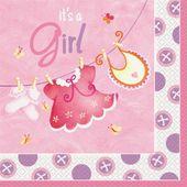 Ubrousky It's a girl