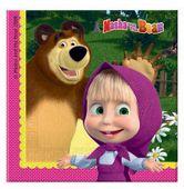 Ubrousky Máša a medvěd
