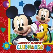 Ubrousky Mickey Clubhouse