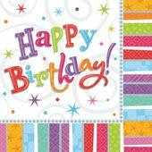 Ubrousky Radiant Birthday